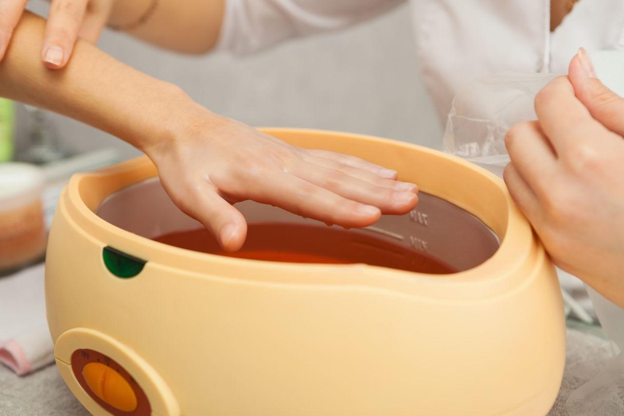 Ванночка для сухих рук в домашних условиях