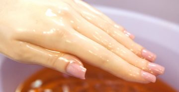 Парафиновые ванночки для рук - делаем СПА дома