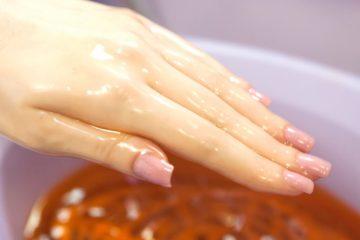 Парафиновая ванночка для рук в домашних условиях 844