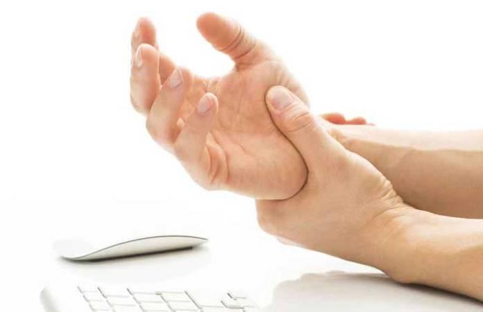 Если немеет подушечка пальца