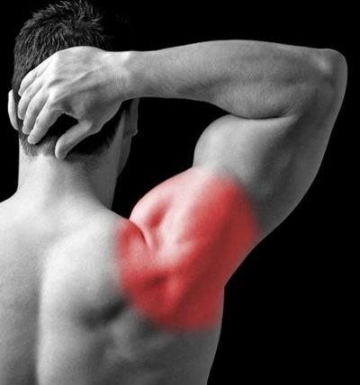 Боль при поднятии руки  в плече - что делать