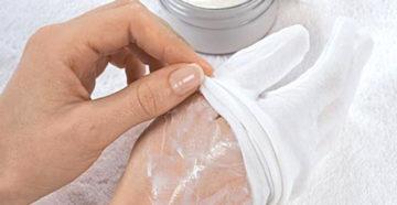 Перчатки для крема для рук - что это такое, какие бывают и как правильно пользоваться